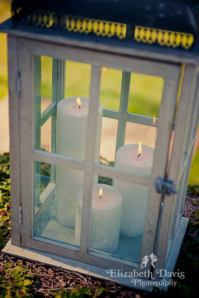 Tallahassee photography decoration candles pebble hill
