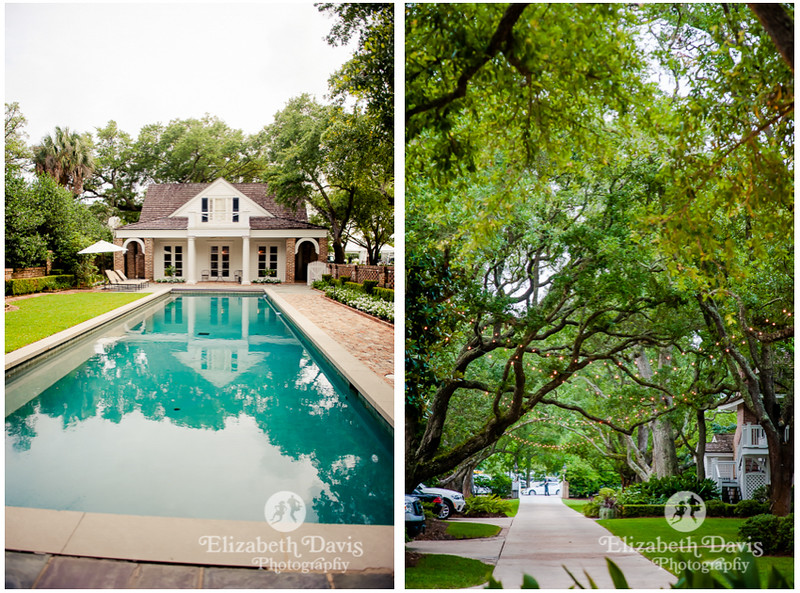 gorgeous private residence wedding and reception   Elizabeth Davis Photography