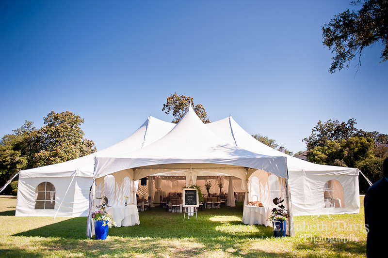 Tallahassee photographer pebble hill tent