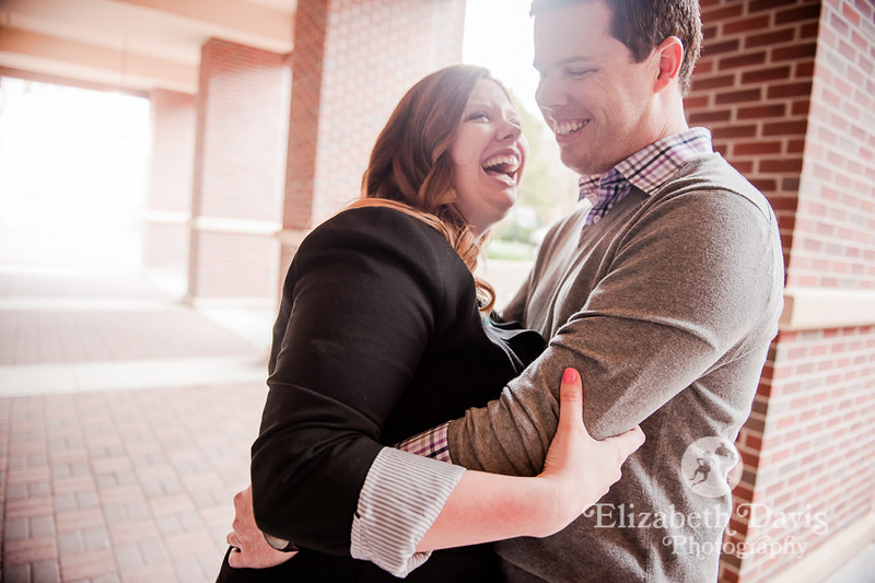 Tallahassee engagement session with Elizabeth Davis Photography