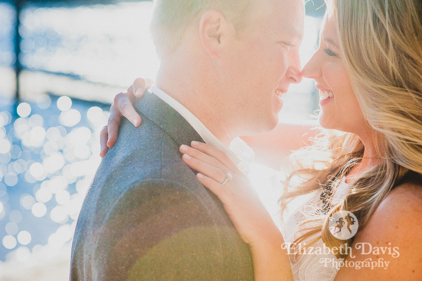 Maclay Gardens engagement photos | Elizabeth Davis Photography